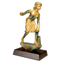World Bocce League Womens Trophy