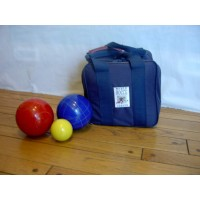 Regulation Bocce Ball Set with free Carrying Bag